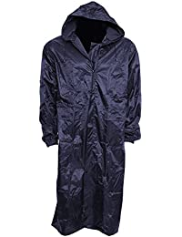 Manteau de pluie imperméable à capuche pour homme