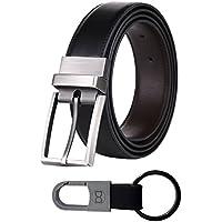 e6b7e51a3c00 Reversible Leather Belt For Men