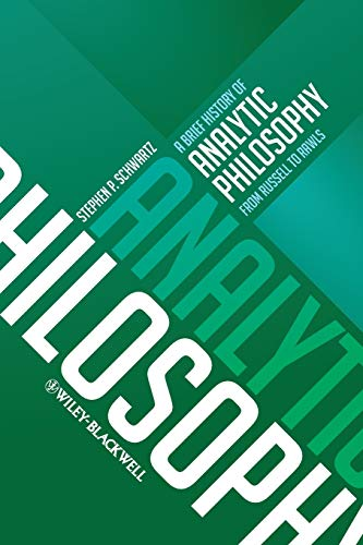 Brief History of Analytic Philosophy PB