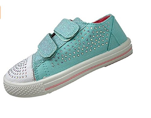 Koo-T , Baskets mode pour fille Matilda Mint