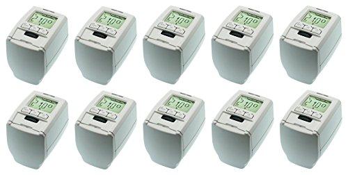 komforthaus Heizkörper-Thermostat Thermo +, 10Stück