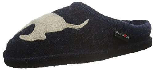 Haflinger 313021 84 Doggy, Chaussons femme