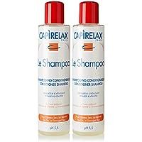 Capirelax Cura dei capelli e Riparazione Shampoo 250 ml-vitalizza pacchetto
