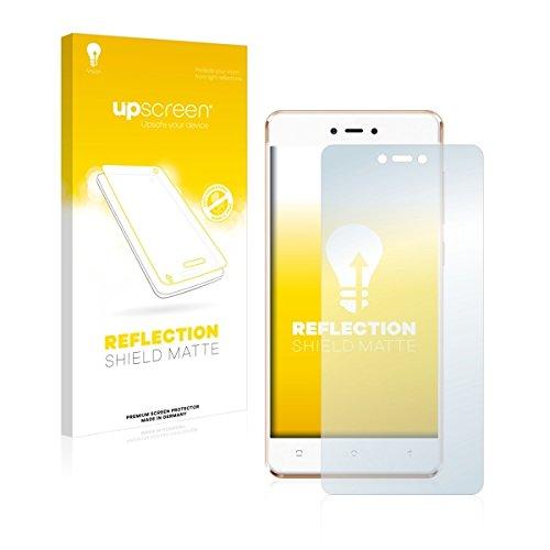 upscreen Reflection Shield Matte Bildschirmschutz Schutzfolie für Allview X3 Soul Lite (matt - entspiegelt, hoher Kratzschutz)