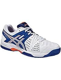 Asics Gel Dedicate 4 Clay - Zapatillas de Tenis para Hombre
