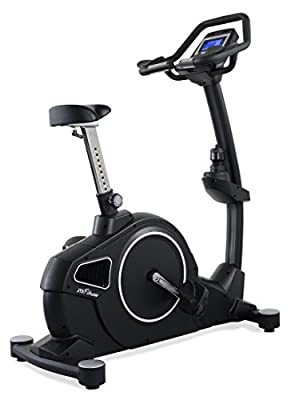 JTX Cyclo-5: Upright Gym Exercise Bike. Feature-Packed Bike with Advanced BLUETOOTH Computer and FREE Polar Heart Rate Chest Strap. from JTX Fitness