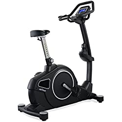 JTX Cyclo-5: Upright Gym Exercise Bike. Feature-Packed Bike with Advanced BLUETOOTH Computer and FREE Polar Heart Rate Chest Strap.