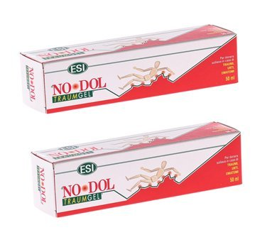 2 x No Dol TraumGel 50 ml Urti ed Ematomi - Esi