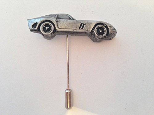 Ferrari GTO 250Motiv auf einem Krawattennadel Stick hat Schal Halsband Fell