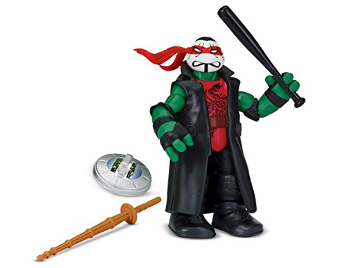 Teenage Mutant Ninja Turtles Turtles WWE Mash Up Action Figuren Raph als Sting (Wwe Action-figur Waffen)