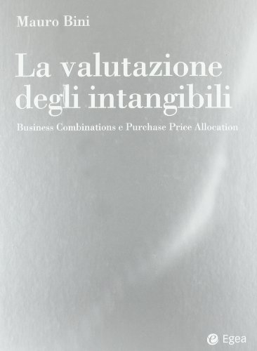 La valutazione degli intangibili. Business Combinations e Purchase Price Allocation
