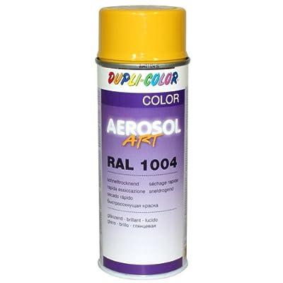 Dupli-Color 722479 Aerosol Art Ral 1004 glänzend 400 ml von DUPLI-COLOR - TapetenShop