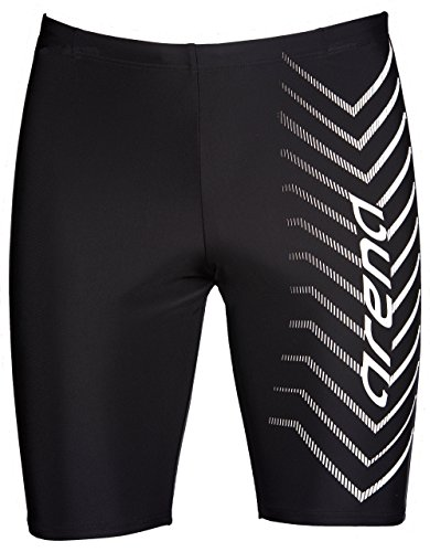 arena-maillot-de-bain-oster-land-noir-blanc-86-cm