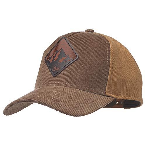 Buff Snapback Cap Größe one Size nyle Dull Gold