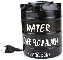 Delhi Traderss Water Over Flow Tank Alarm With Voice Sound Overflow
