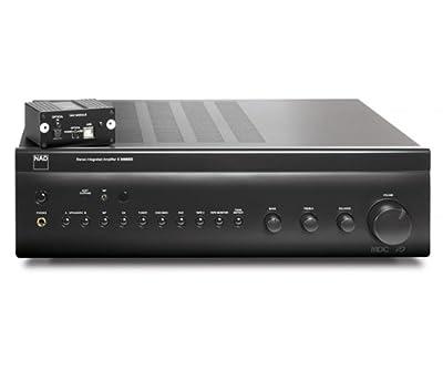 NAD C 356BEE DAC 2.0 home Wired Black audio amplifier - audio amplifiers (2.0 channels, 0.009%, 110 dB, 80 W, 80 W, 290 W) ai migliori prezzi su Polaris Audio Hi Fi