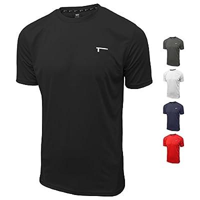 TREN Herren COOL Ultra Lightweight Performance SS Tee Funktionsshirt T-Shirt Kurzarm von TREN auf Outdoor Shop