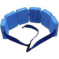 homdsim el entrenamiento de natación ayuda cintura cinturón de adultos Piscina flotante para nadar flotante natación cintura cinturón EVA