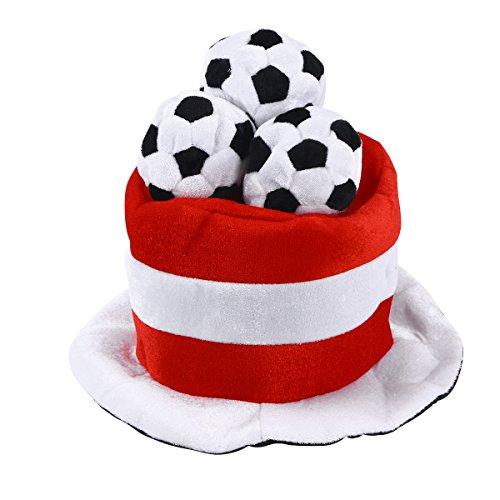BESTOYARD Fußball Hüt Fußball Fanartikel England Polen Flagge -