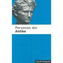 Personen der Antike: metzler kompakt