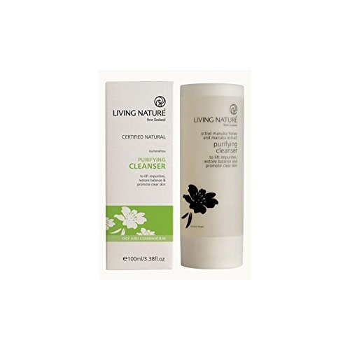 Living Nature Purifying Cleanser 100ml by Living Nature
