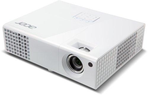 Acer H6510BD 3D Full HD DLP-Projektor (3D-fähig über HDMI 1.4a, Kontrast 10.000:1, 3.000 ANSI Lumen, Full HD 1920 x 1080 Pixel) weiß - 3