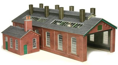 metcalfe-po213-oo-gauge-card-kit-two-track-engine-shed