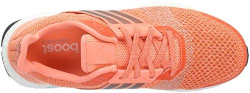 adidas Ultra Boost St W, Scarpe da Corsa Donna Rosso (Rosso/Arancio/Nero)