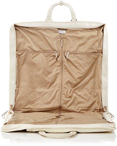 Calvin Klein Portatrajes, 63 cm, Beige