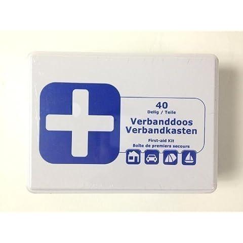 botiquines de primeros auxilios, botiquín de primeros auxilios kit primeros auxilios médicos ovp nueva