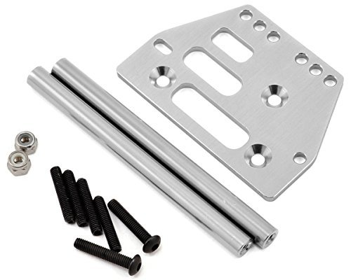 ST RACING CONCEPTS STA30484GM Alum Front Upper Susp Conv Kit SCX10 by S & T RACING INC -