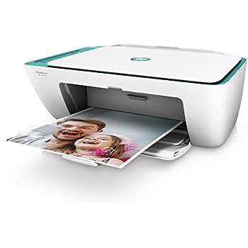 (Renewed) HP DeskJet 2623 All-in-One Wireless Colour Inkjet Printer (White)