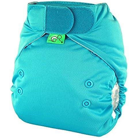 TotsBots 5060131212548 - Pannolino di stoffa, modello: Easyfit BOB, colore: Blu