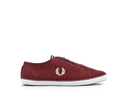 Fred Perry Unisex - Adulto Chiuso Size: 43