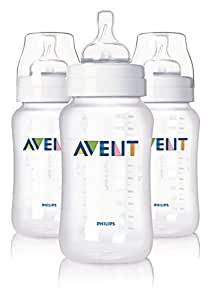 Philips Avent Lot de 3 Biberons - 330 ml - PP - Sans BPA