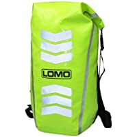 Lomo High Visibility Cycling Rucksack Dry Bag 30L - Hi Vis