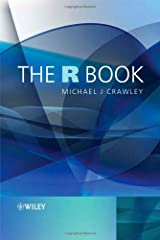 The R Book by Michael J. Crawley (2007-06-19) Hardcover