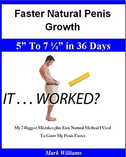 Increase Penis Size Naturally