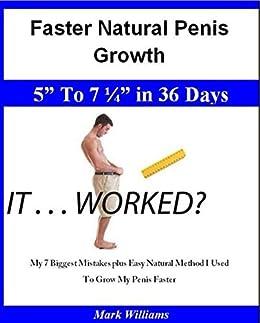 How can i grow my peni