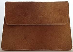 'dbramante1928Étui enveloppe en cuir pour iPad Motif peau de vache