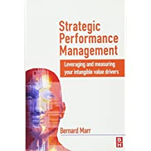 Strategic Performance Management: Leveraging and Measuring Your Intangible Value Drivers: 340