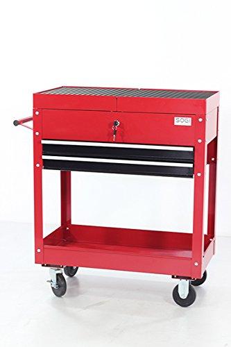 Rollwagen Rollcontainer Werkzeugkoffer Profi Sogi Mod. X2–03