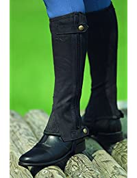 Norton Amara Mini Chaps black Size:M by Ekkia
