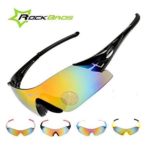 Bazaar Rockbros buntes Rad fahrendes Brilleradrad winddichte Sonnenbrille