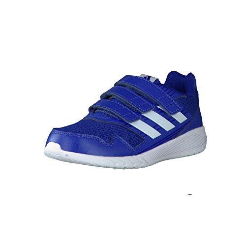 adidas Unisex-Kinder Altarun Cloudfoam Fitnessschuhe, Blau (Azul/Ftwbla/Reauni 000), 36 2/3 EU