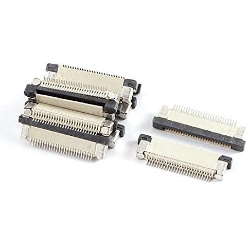 Parte inferior de 0,5 mm puerto de 26 pines Pitch FFC FPC cinta zócalos de conexión 10Pcs