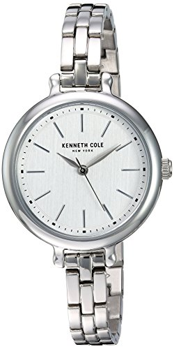 Kenneth Cole New York Women's Analog-Quartz Watch with Stainless-Steel Strap KC50065014