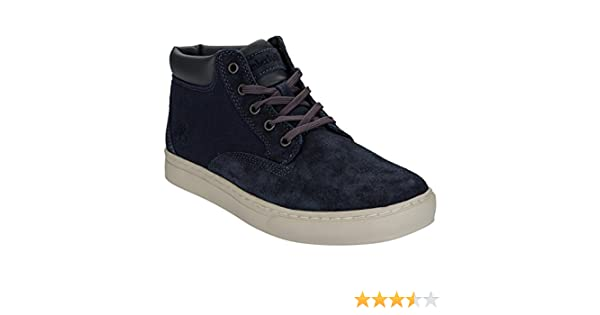 Timberland Dauset_Dauset Chukka Leather and, Baskets Hautes Homme