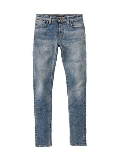 nudie-jeans-lin-skinny-jeans-donna-blu-crispy-clear-w26-l30-taglia-produttorel30w26