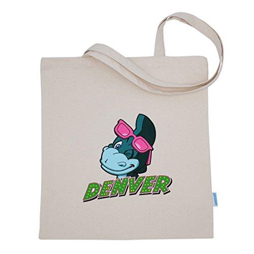 Dansleau Tote Bag - Denver Le Dernier Dinosaure